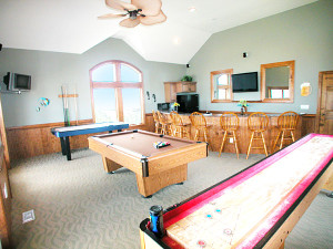 <B>Sports Bar at Hatteras Belle</b>