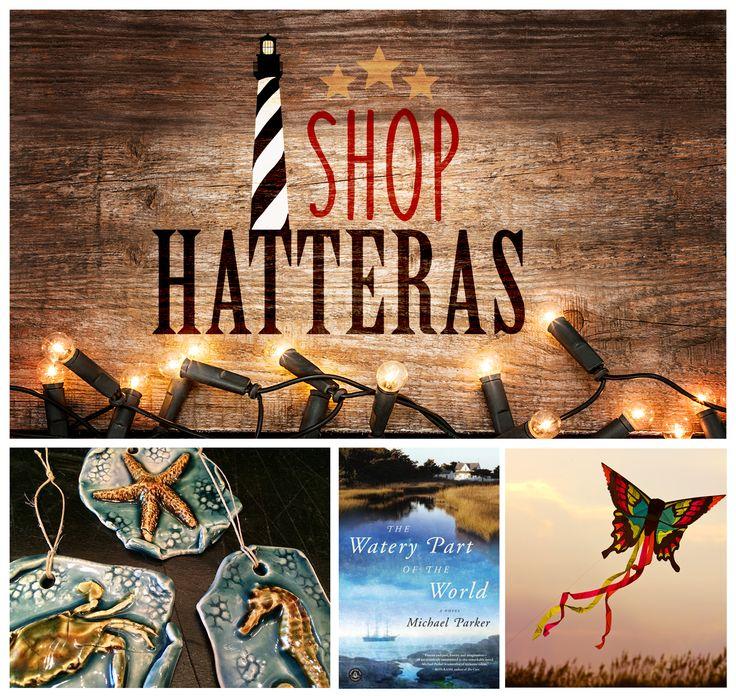 Shop Hatteras