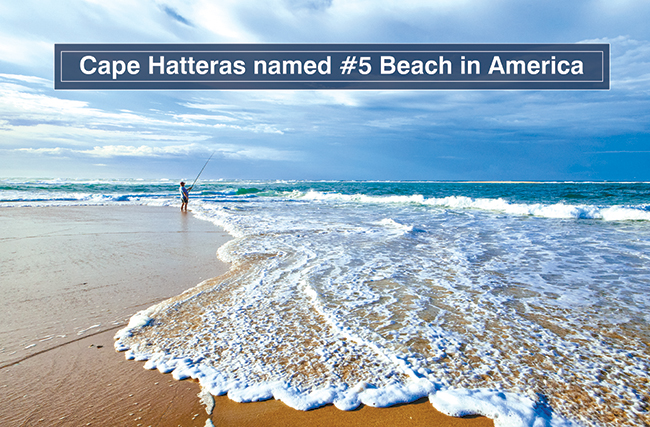 Cape Hatteras Number Five in America