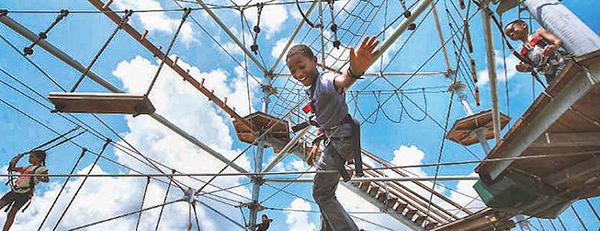 Kitty Hawk Kites Adventure Tower
