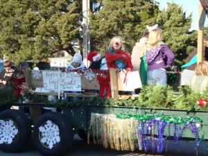 Hatteras Island Christmas Parade