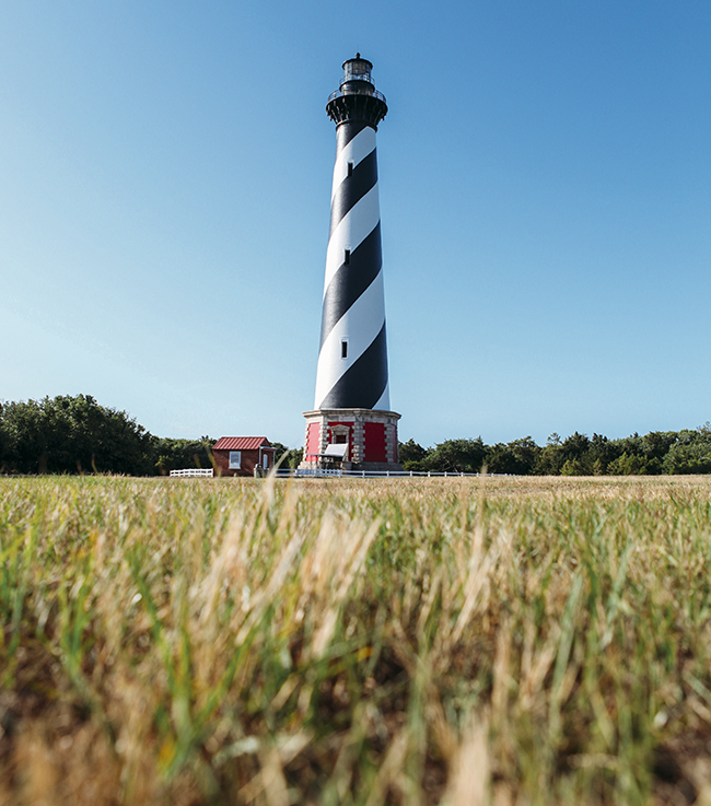 """No visit is complete without a trip to """"America's Lighthouse"""""""