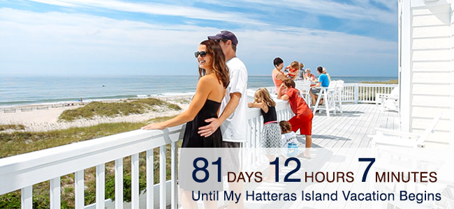 Count Down to Island Time